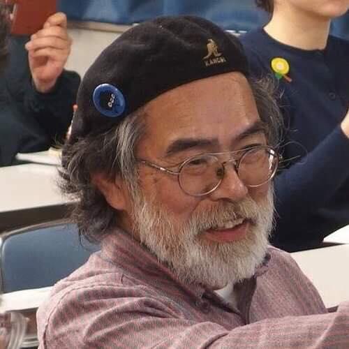 大石十三夫 (Tomio Oishi)