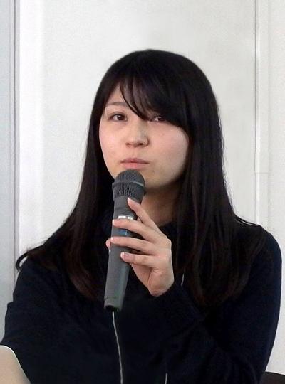 本多育実 (Ikumi Honda)