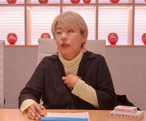 伊達千代 (Chiyo Date)